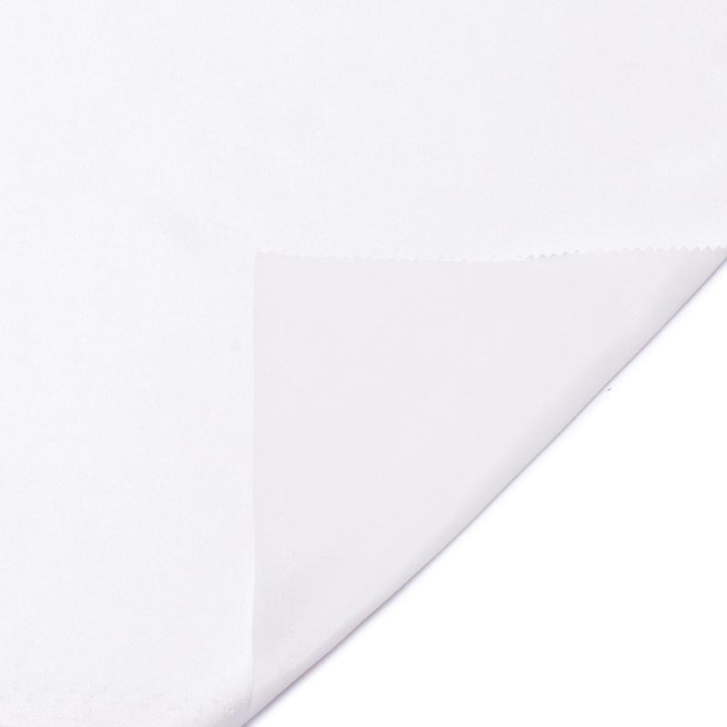 Tessuto raso di poliestere