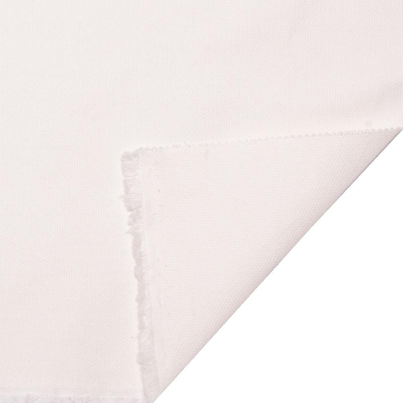 Tessuto canvas di cotone