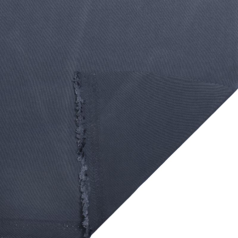 Tessuto misto modal blu