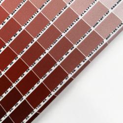 Cartella colori in microfibra