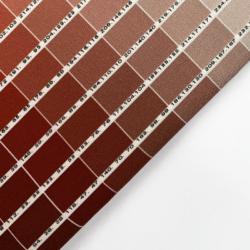 Cartella colori in tela di viscosa