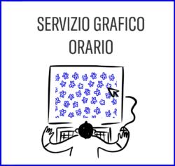 servizio grafico orario