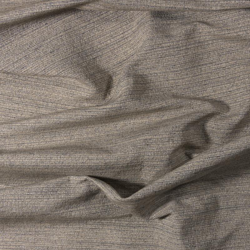Tessuto jacquard trama piccola grigio chiaro