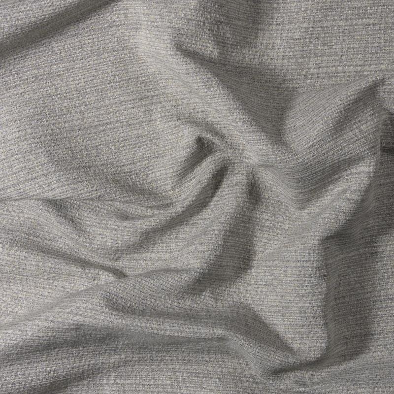 Tessuto jacquard trama piccola beige