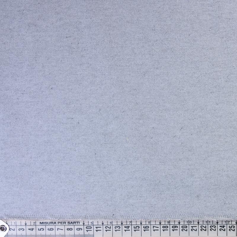 Tessuto jacquard per arredo tinta unita grigio chiaro
