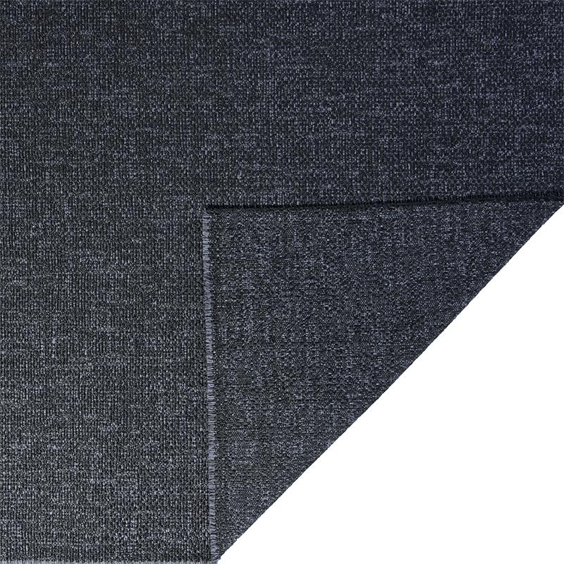 Tessuto jacquard per arredo color grigio chiaro melange