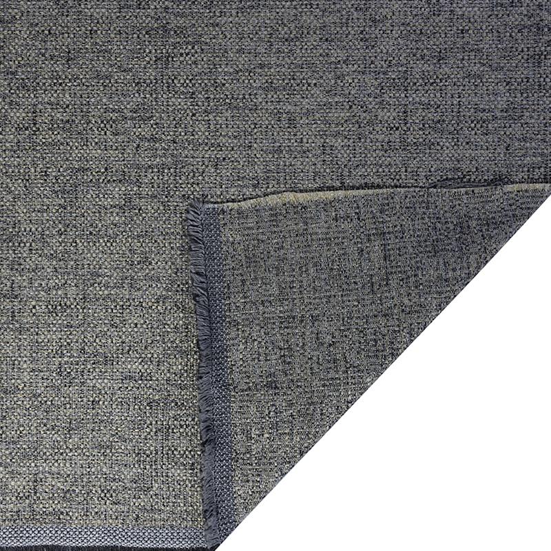 Tessuto jacquard per arredo color corda melange
