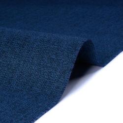 Tessuto jacquard per arredo color blu scuro