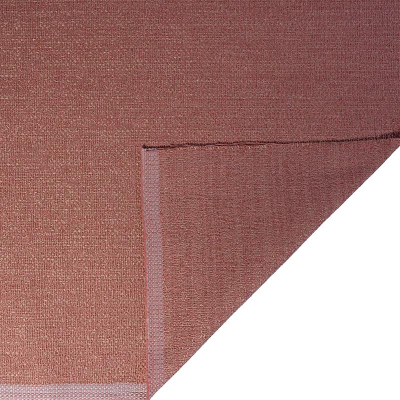 Tessuto jacquard per arredo color rosa pastello