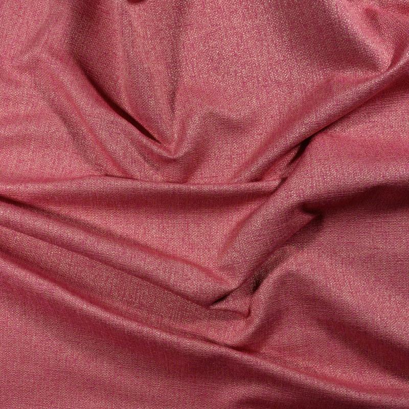 Tessuto jacquard per arredo color fucsia melange