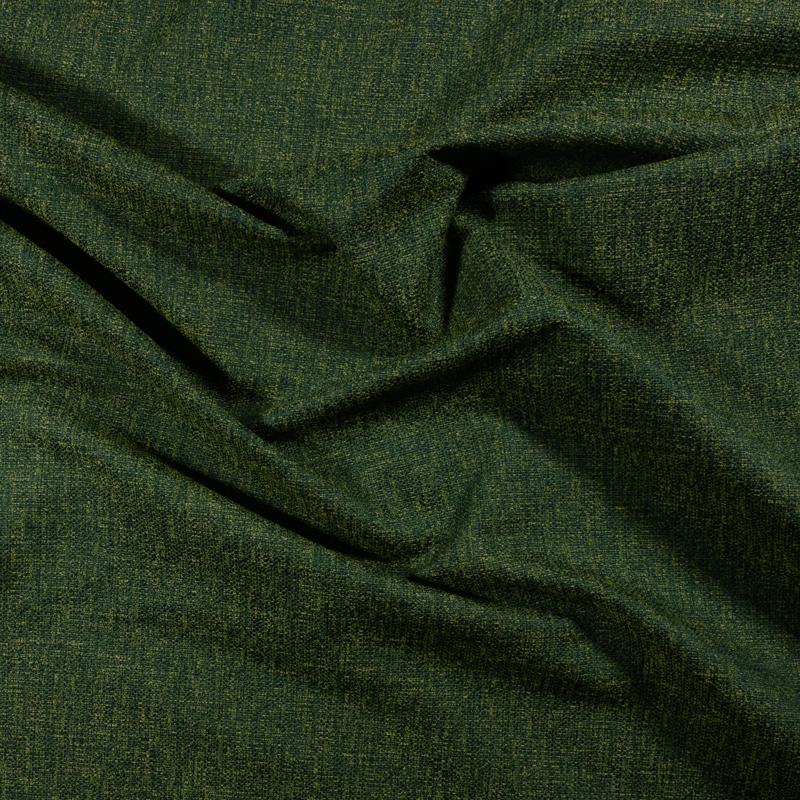 Tessuto jacquard per arredo color verde